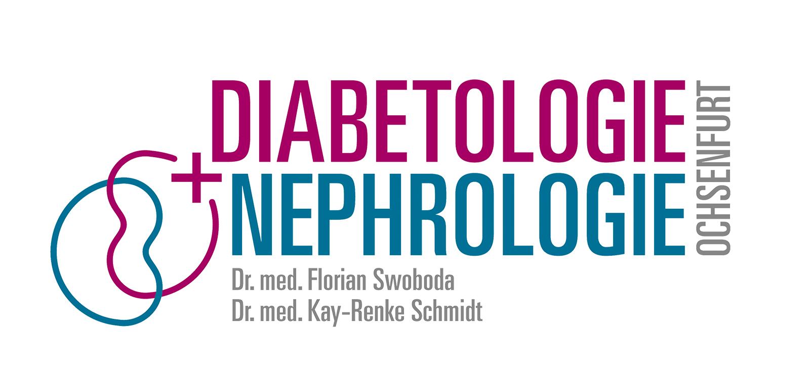 Logodatei Diabetologie Nephrologie Ochsenfurt